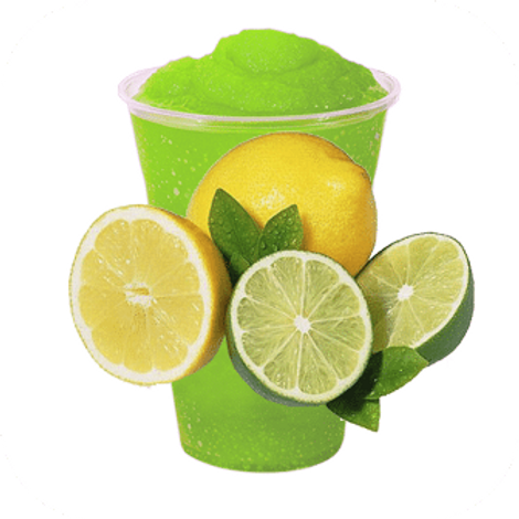 Lemon & Lime Slushie powder