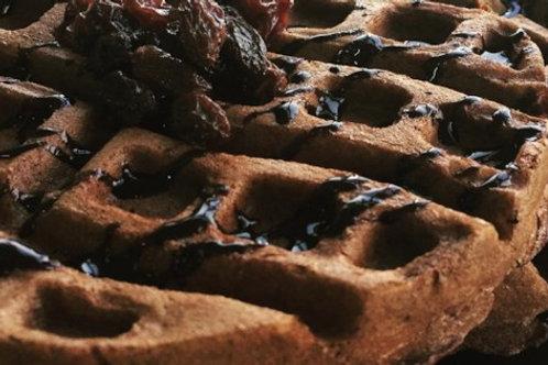 Chocolate Pancake & Waffle mix