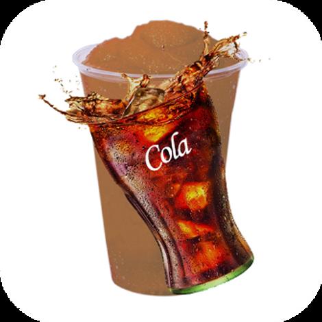 Cola Slush Dry powder mix