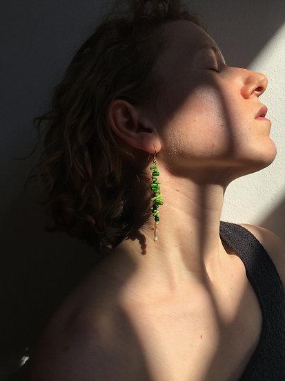 Crevette Earring