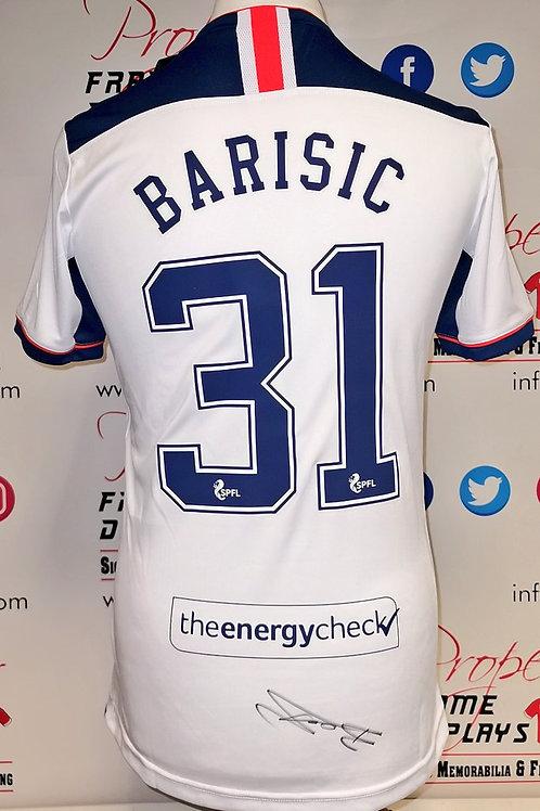 Borna Barišić signed shirt
