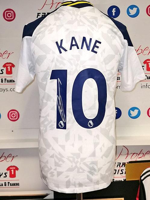Harry Kane signed shirt