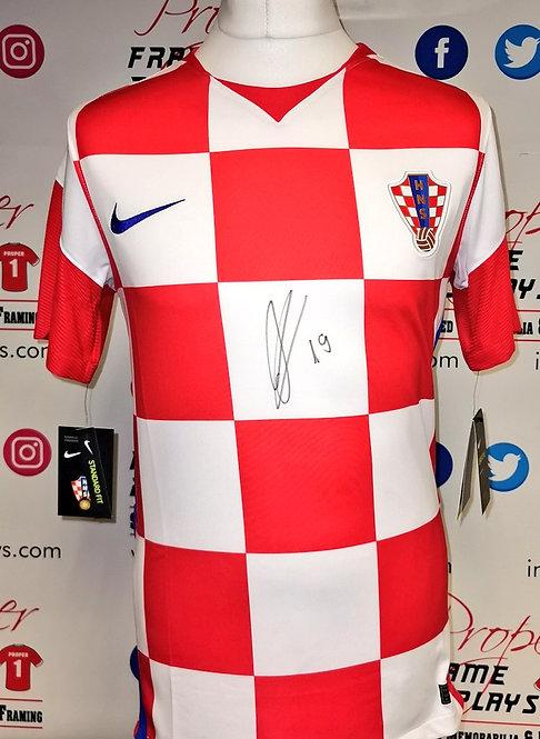 Nikola Katić signed shirt