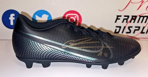Nikola Katic signed Nike boot