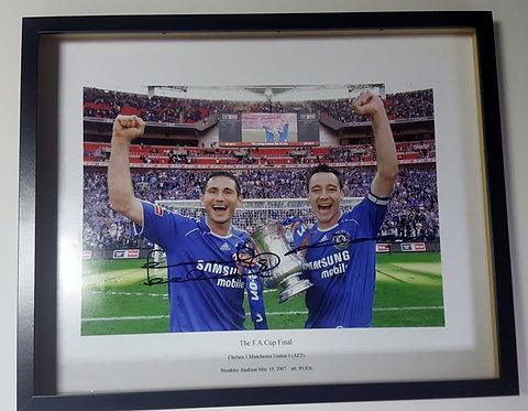 Frank Lampard & John Terry