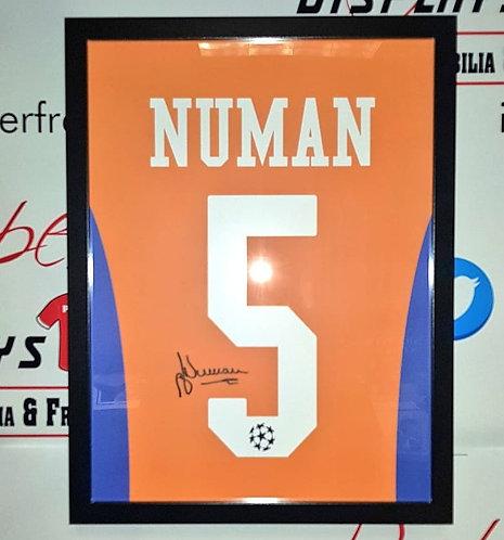 Arthur Numan signed Print