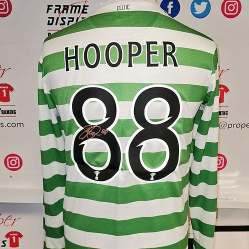 Gary Hooper signed shirt