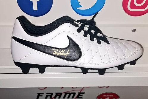 Paul Lambert signed boot
