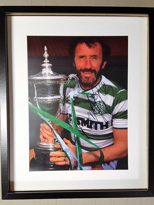 Danny McGrain Signed Photograph