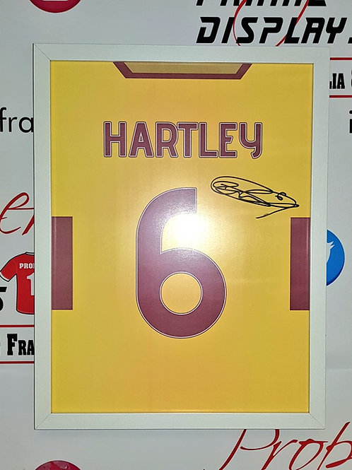 Peter Hartley signed print