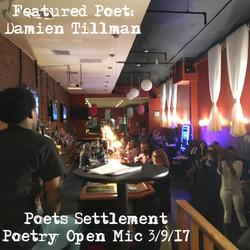 Poets Settlement Feature