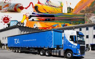 Grupo TGA vence Concurso de Comunicação Visual e Pintura de Frotas