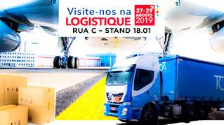 Transporte de carga de exportação para embarque aéreo é destaque do Grupo TGA na Logistique 2019