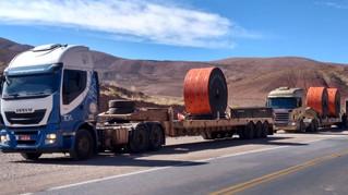Grupo TGA intensifica operações de cargas especiais para o Mercosul
