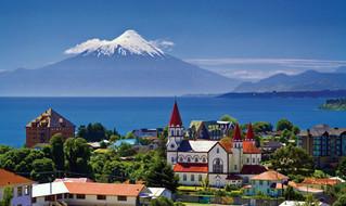 Como chegar a Santiago do Chile