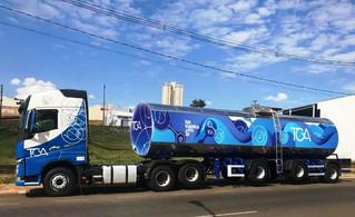 Grupo TGA amplia negócios na área de alimentos, com aquisição de tanques para transporte de líquidos