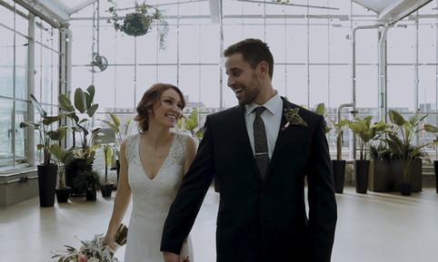 Grand Rapids Michigan Wedding Film. Wedding Vieography. Destination Wedding Videographers