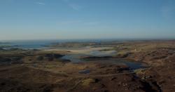 Distance aerial shots