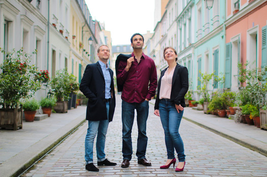 Trio Ayònis