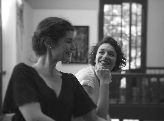 Amelia Feuer & Aliénor Mancip