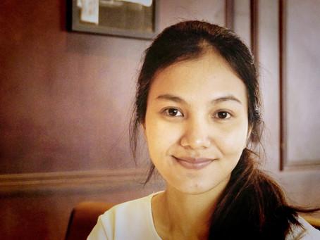 Portrait Flash : Malen Chhay, jeune Cambodgienne éprise de France