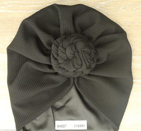 Black Knot Turban