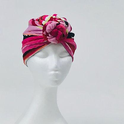 Pink Candy Turban