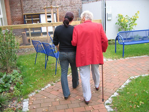 Hiring a Caregiver Through an Agency or Privately