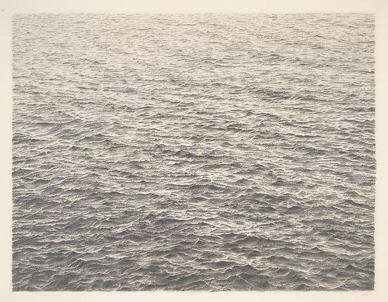 Vija Celmins Ocean 1970.jpg