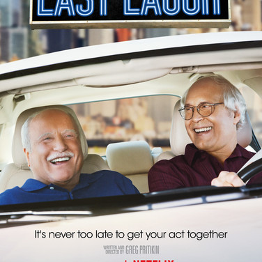 The Last Laugh (NETFLIX)