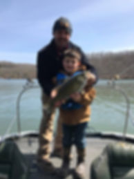 Fish Dale Hollow Small Mouth Bass
