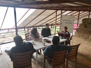 Kuzufab Ailesine Pazar Misafirleri