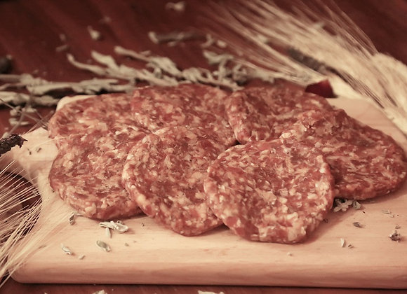 Burger Prestij Paketi (1.5 KG)