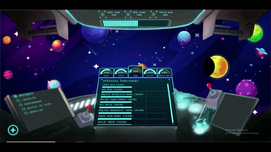 Cockpit Theme