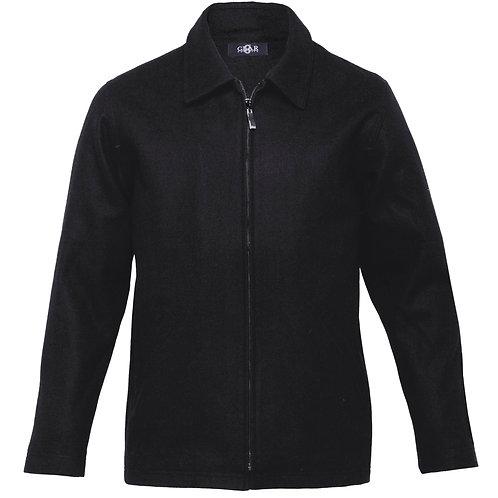 Mens Melton Wool CEO Jacket