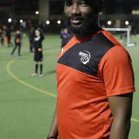 Coach Lamin