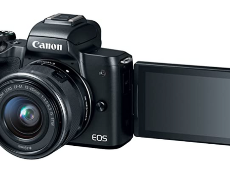 Canon EOS M50 Mirrorless Vlogging Camera Kit with EF-M 15-45mm Lens REVIEW***