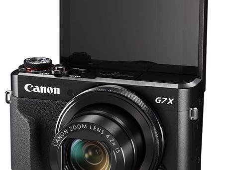 Canon PowerShot G7 X Mark ll