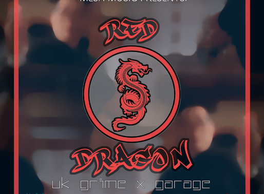 Red Dragon - New Instrumental Beat Now Available