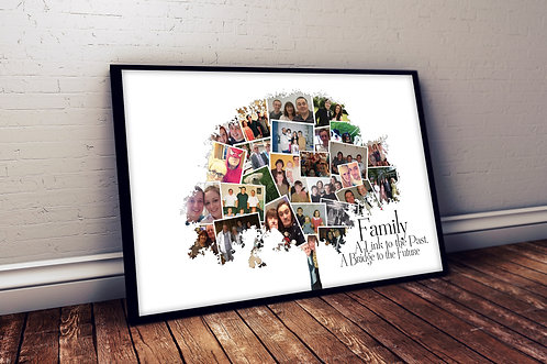 FAMILY; WHERE LOVE NEVER ENDS