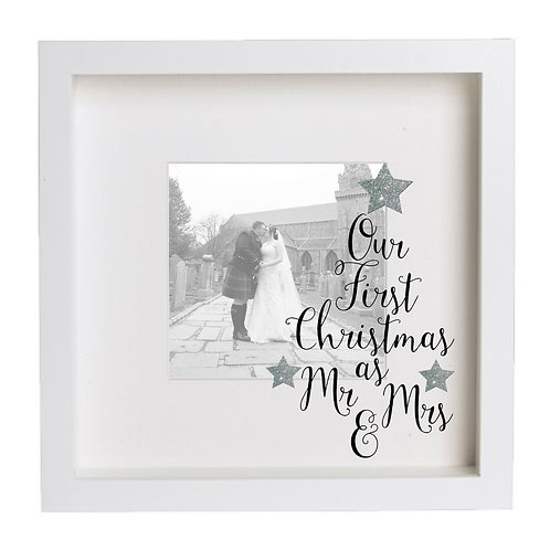 Mr & Mrs first Christmas