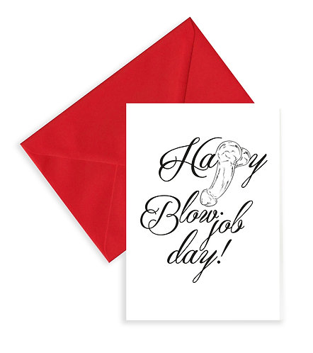 Happy Blowjob Day
