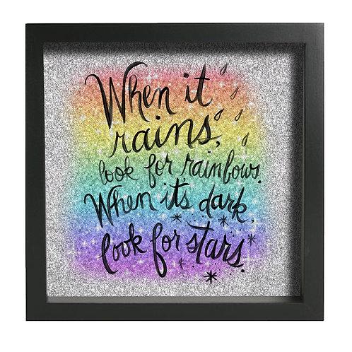 When it Rains....