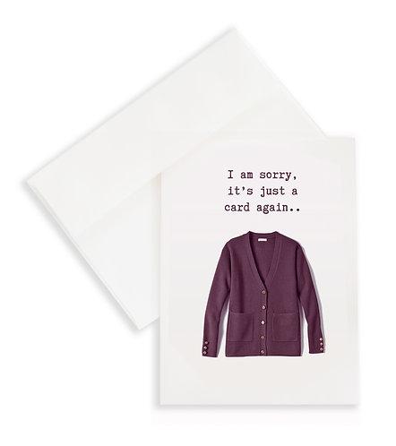 Card Again..