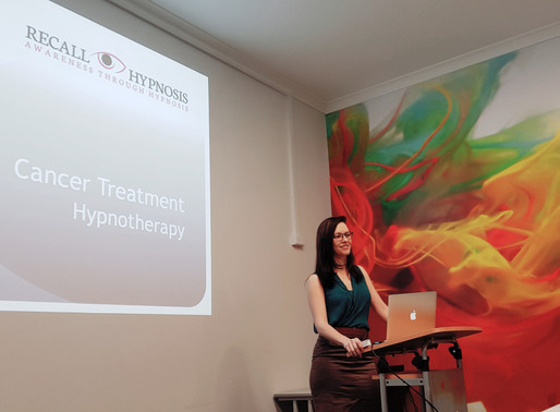 Hypnotherapy for Cancer - Free Talk -  5 November