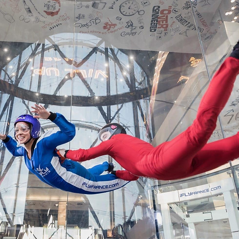 Skydiving Experience (Explorers)