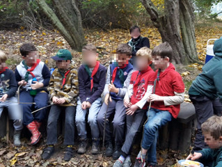 Cub Autumn Weekend Camp