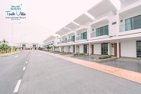 Tasik Villa Family Villa Port Dickson + ALIVE 3D