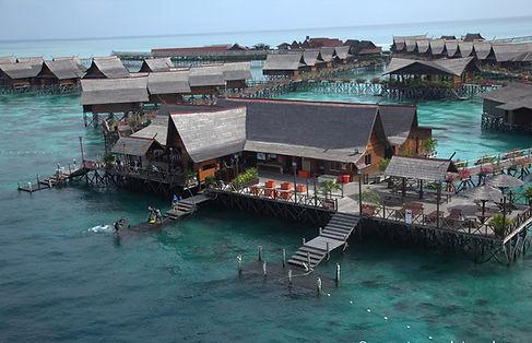 Kapalai Luxury Water Resort Semporna (Ex