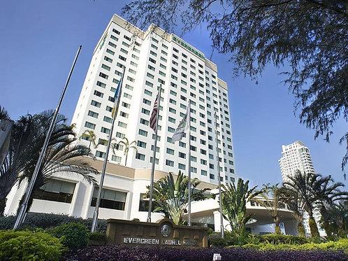 Evergreen Laurel Hotel Penang + TeddyVille Museum